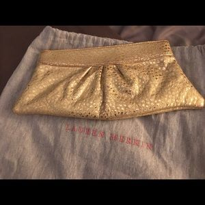 Lauren Merkin clutch purse